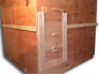Custom Storage for Bulk Wood Pellets