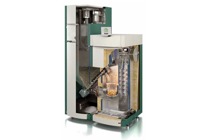 Buy Residential Wood Pellet Boilers with Auto-Feed
