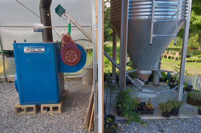 Buy A Wood Pellet Furnace With Forced Air Duct System