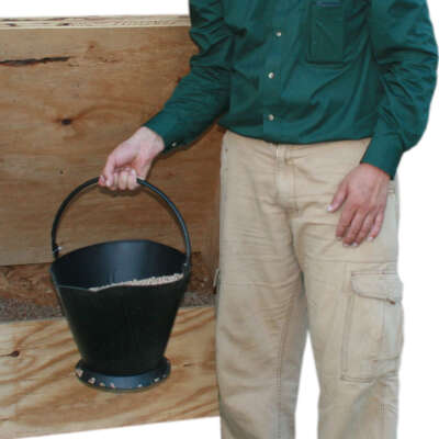 Get FREE plans for your Cheap Wood Pellets Storage