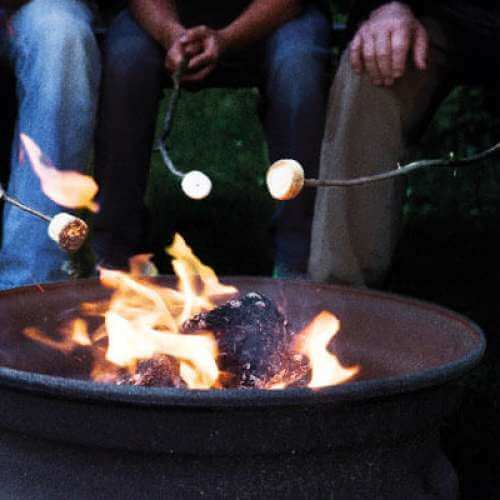 Roast Marshmallows around the Fire