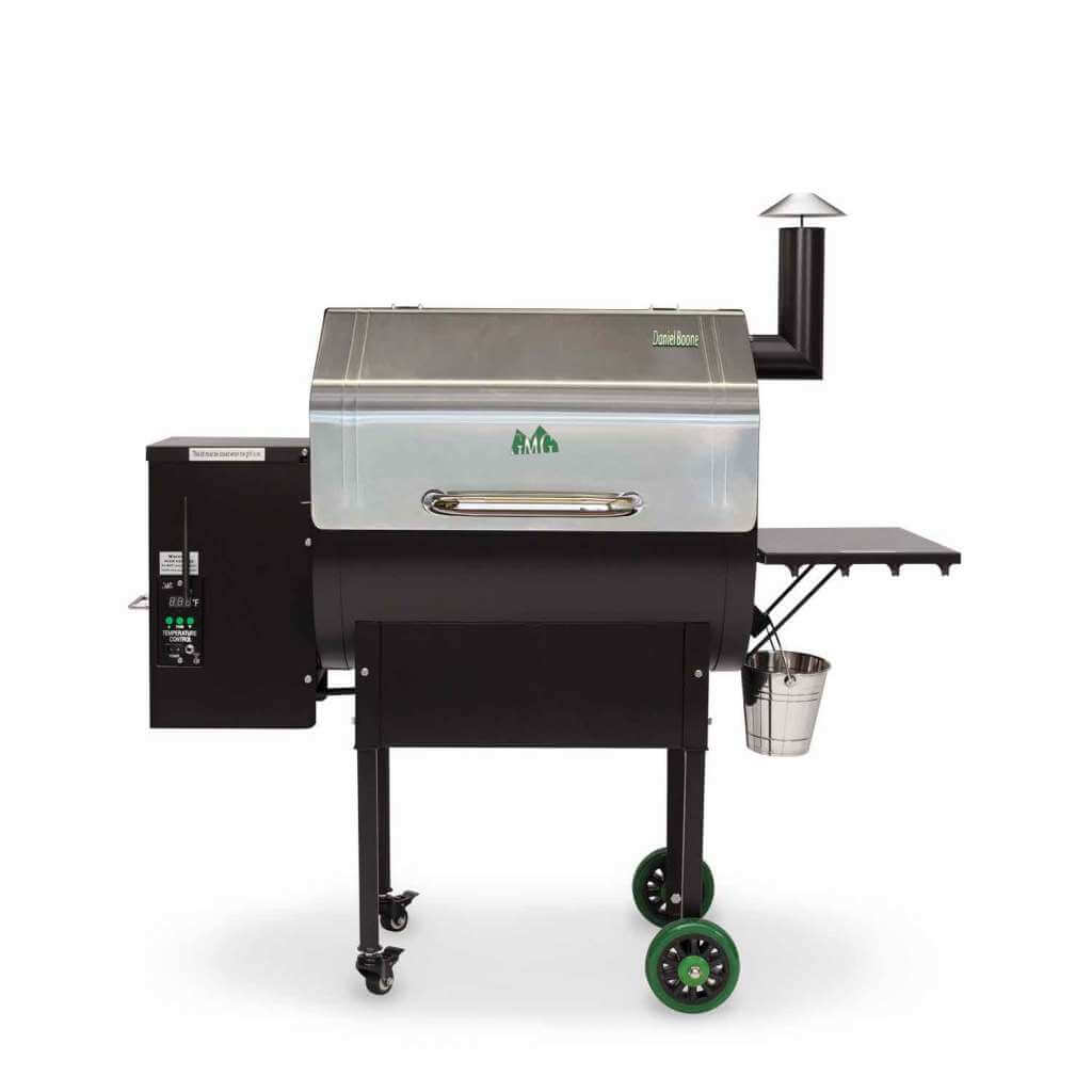 daniel-boone-stainless-grill