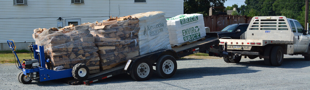 Seasoned Firewood Delivered to Your Home