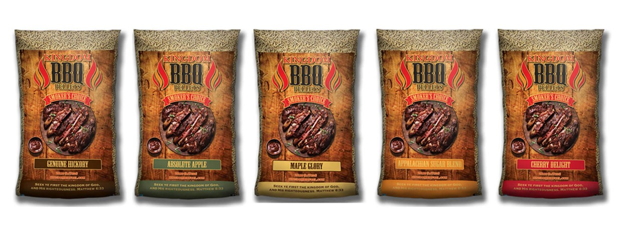 BBQ Grill Pellets For Sale