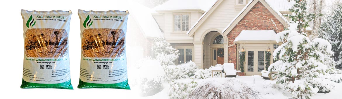 Hardwood Pellets in Bags | Your Trusted Heat Source