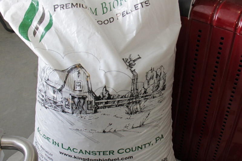 Kingdom Biofuelsoftwood Pellets In Bags Quality Fuel For